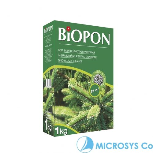 BIOPON conifer fertilizer 1kg