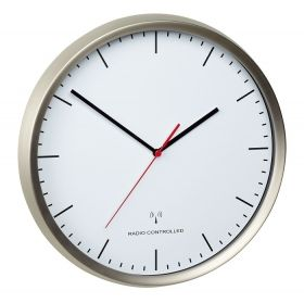 Radio-controlled wall clock / Kat.№60.3511.02