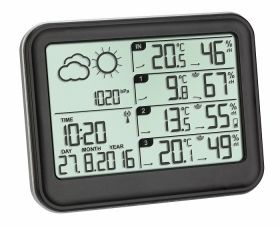 VIEW - wireless weather station / Kat. Nr. 35.1142.01
