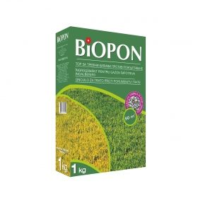 BIOPON anti-yellowing lawn fertiliser