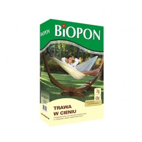BIOPON shady lawn grass seed mixture