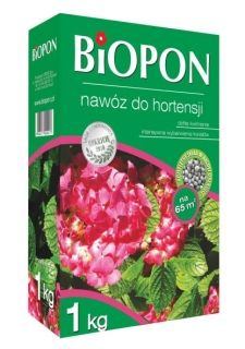 BIOPON hydrangea fertiliser