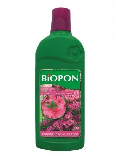 BIOPON rhododendron and azalea fertilizer