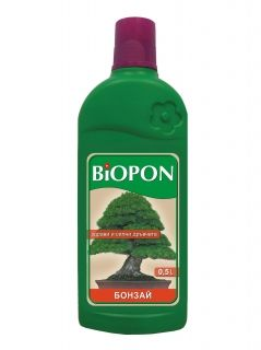 BIOPON bonsai fertilizer
