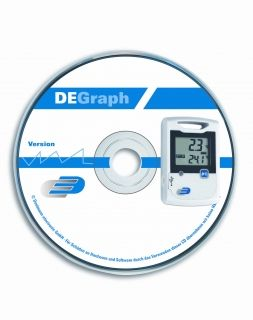 'De Graph' software for 31.1046 and 31.1052