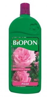 BIOPON rose fertilizer