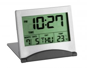 multi-functional digital alarm clock