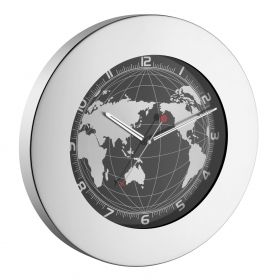 Wall clock frame stainless steel / Kat.№ 60.3006