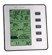 Wireless Weather Station with Wind and Rain Gauge STRATOS / Kat.№35.1077.54