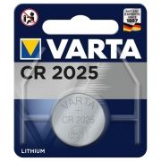 VARTA CR2025/6025 LITHIUM BUTTON CELL BATTERY - 3V / Kat.BA-CR2025