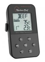 'Küchen-Chef'  radio controlled grill and meat thermometer / Kat.№14.1504