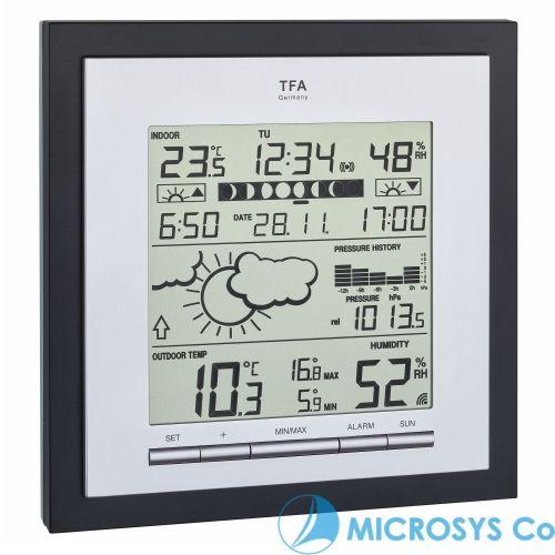 Безжична метеорологична станция LINEA PLUS / Арт. 35.1144.01IT