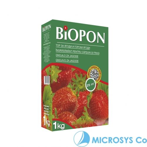 BIOPON strawberry fertilizer