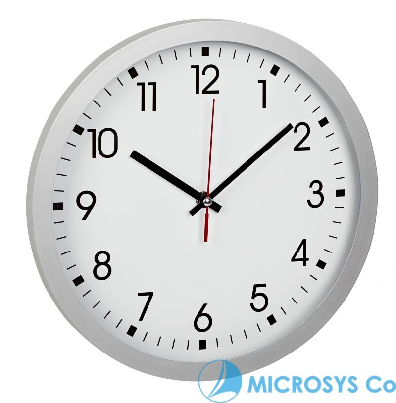 Analogue Wall Clock Kat 60 3035 02