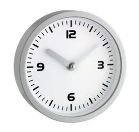 Analog clock for bathroom / Kat.№60.3012