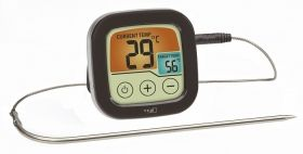 Digital BBQ meat thermometer