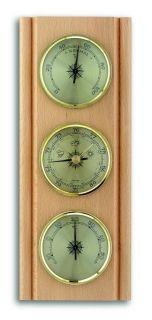 Weather station - natural beech /Kat.№20.1002.05