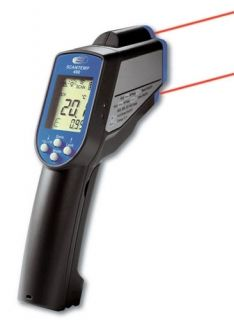 'ScanTemp 490' infrared thermometer / Kat. Nr. 31.1123.K