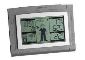 """Weather Boy XS"" - wireless weather station"