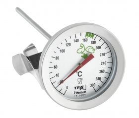 Analogue Deep-Fry Thermometer Made of Stainless Steel / Kat. №14.1024