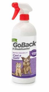 GOBACK CANI spray 750 ml Lavanda