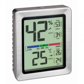 Digital Thermo-Hygrometer EXACTO / Kat. 30.5047.54
