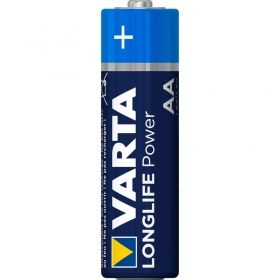 1 AA  VARTA LONGLIFE POWER AAA BATTERY  - 1.5V / Kat.BA-AA