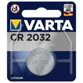 VARTA CR2025/6025 LITHIUM BUTTON CELL BATTERY - 3V / Kat.BA-CR2032