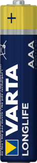 VARTA LONGLIFE POWER AAA BATTERY  - 1.5V / Kat.BA-AAA
