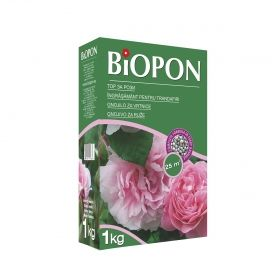 BIOPON rose fertiliser