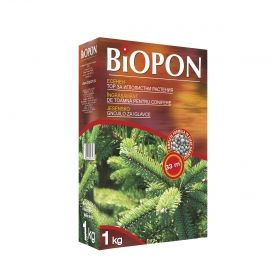 BIOPON autumn conifer fertilizer