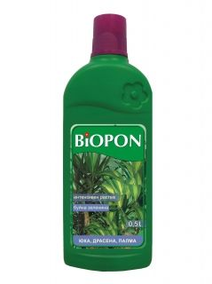 BIOPON yucca, dracaena and palm tree fertilizer