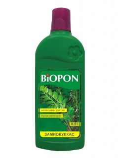 BIOPON zamioculcas fertilizer