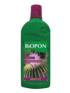 BIOPON liquid fertilizer cactus