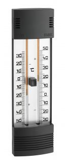 Analogue Maxima-Minima-Thermometer with Aluminium Scale / Kat.№10.3016