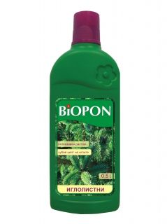 BIOPON conifer fertilizer