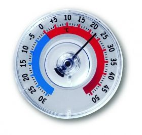 Analog thermometer for windows / Kat.№14.6009.30