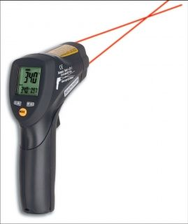 'ScanTemp 485' infrared thermometer / Kat. Nr. 31.1124